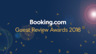 Booking Hotel Awards - 9,2 points!